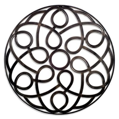 Circle Metal Wall Art 34 best metals images on pinterest | metal walls, metal wall decor