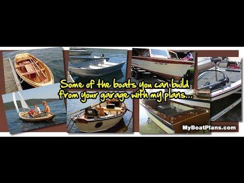 Model Boat Plans
