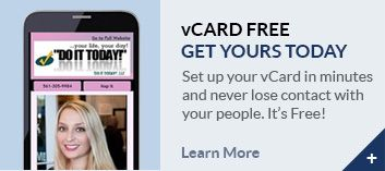 vCard Global...the World's Smartest Business Card!