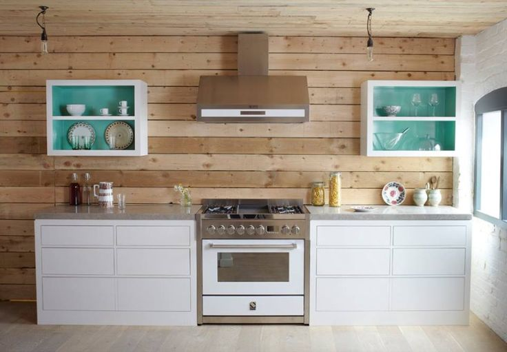 Urządzenia Steel i proste linie tworzą różnicę w kuchni...