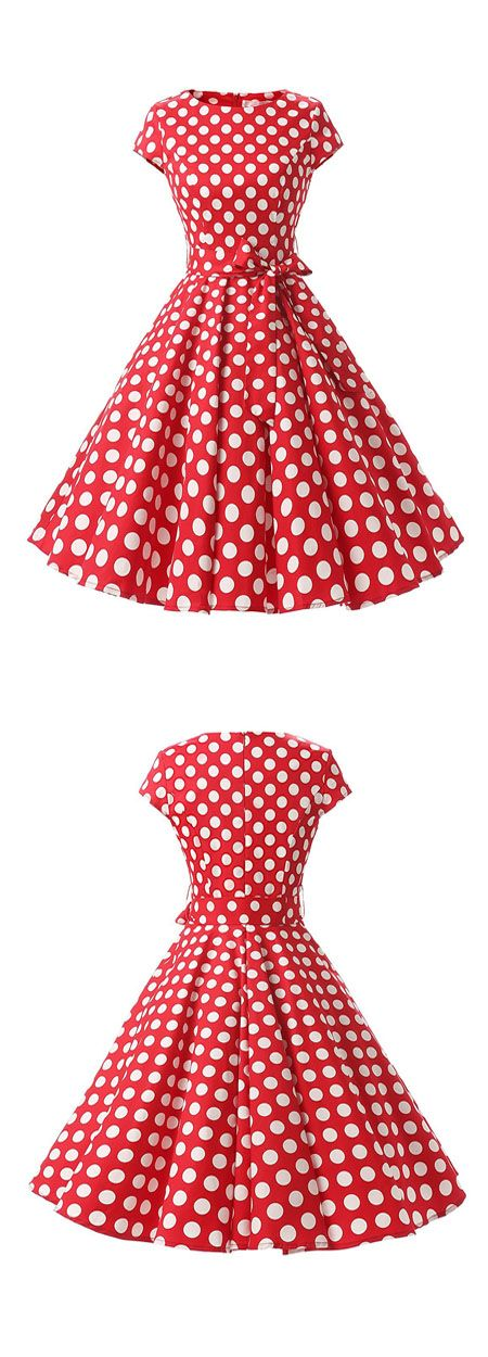 polka dots dresses,vintage style dresses.rockabilly dresses,ruched retro dresses,50s dresses