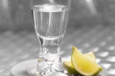 Add a Little Fizz to Your Tequila Shot: Tequila Slammer