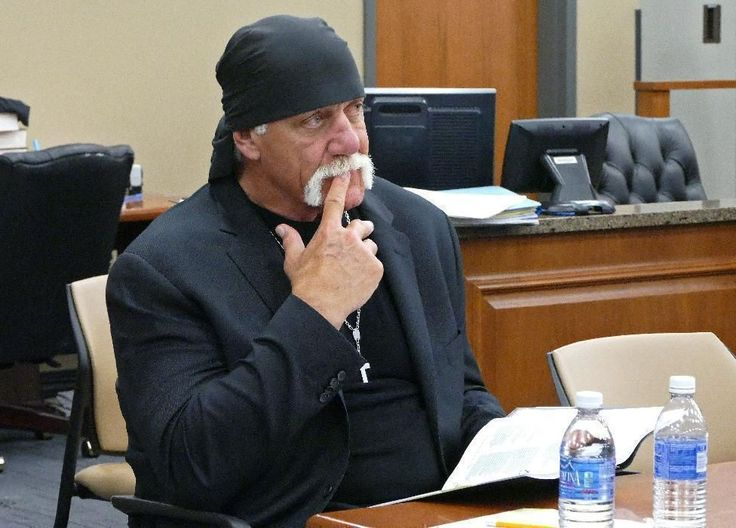 ST. PETERSBURG, Fla. (AP) – A Florida jury awarded a total of $25 million in punitive damages Monday in the Hulk Hogan sex tape trial, hitting Gawker Media with a $15 million judgment and its owner, Nick Denton, with $10 million.