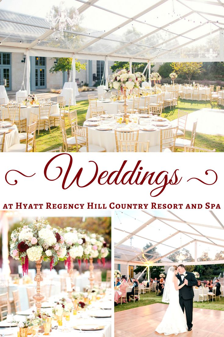 See how dream weddings become reality at hyatt regency hill country resort and spa whether