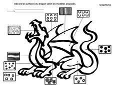 jeu sur les dragons en maternelle - Recherche Google