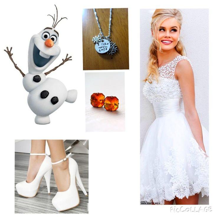 Olaf ! Cuteste Disney Character ever !!!