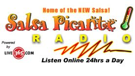 Salsa Picante Radio - Salsa Internet Radio at Live365.com. Home of the NEW Salsa...over 500 NEW Songs!