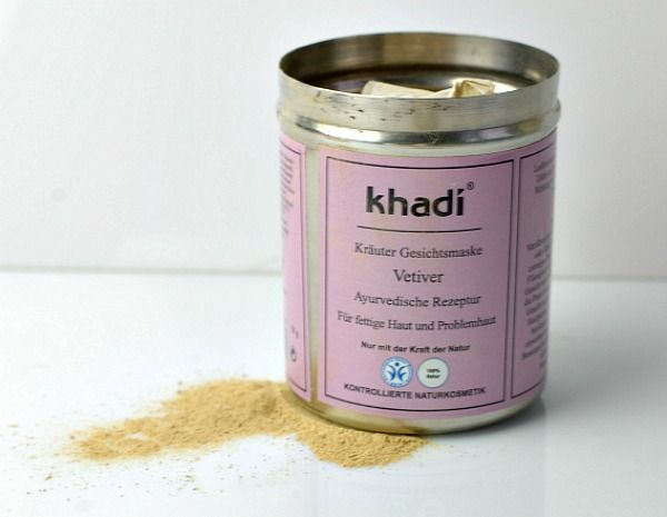 BESTE Gesichtsmasken gegen Pickel #skincare #khadi