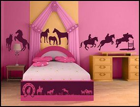 equestrian rooms - Google Search