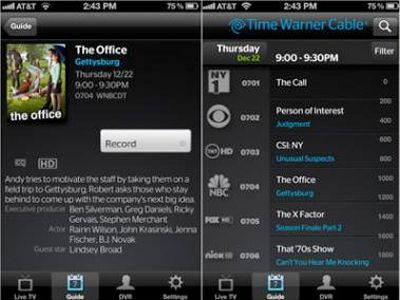 Time Warner Cable app brings live TV to iPhone | Time Warner Cable has updated its iOS app to allow iPhone users to watch live TV through their smartphones Buying advice from the leading technology site