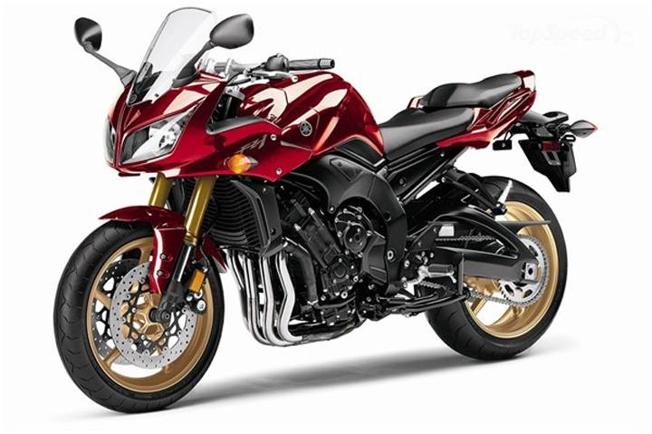 Review of Yamaha FZ1: The Super Bike. I will have this bike.