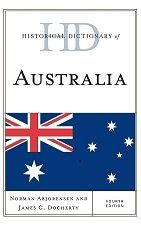 Historical Dictionary of Australia [electronic resource]. Abjorensen, Norman.
