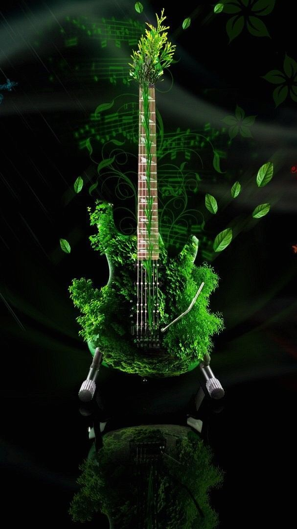 Beautiful Android Wallpaper Download Free Hd Wallpapers Background Images Guitar Art Art Music Music Art