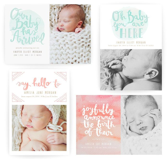 34 best birth announcements images – Birth Announcements Uk