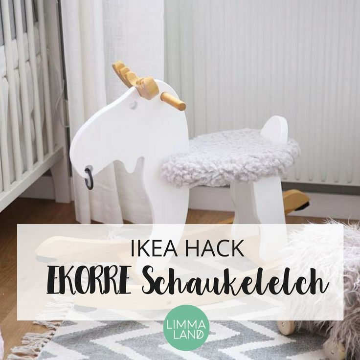 22 besten ikea hack ekorre schaukelelch bilder auf pinterest ikea hacks kinderzimmer ideen. Black Bedroom Furniture Sets. Home Design Ideas