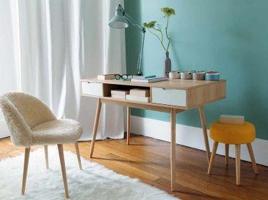 Wohnen Mit Farbe: Moderner Retro Stil Und Farbige Wände