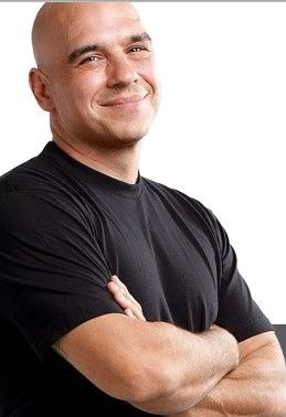 Cleveland' s own - Chef Michael Symon Iron Chef, Host of the Chew, owner of Lola, Lolita, B Spot