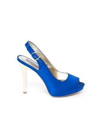 COLLECTION 'Riley' cobalt sandal #cupday #myerspringfashion