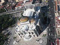 Palacio de Bellas Artes - Miasto Meksyk / Mexico City