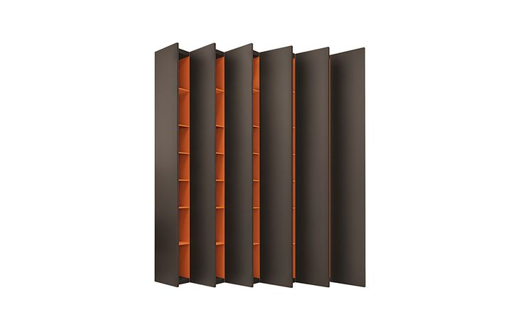 Aleph - bookcase | Design: Lievore Altherr Molina