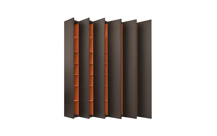 Aleph - bookcase   Design: Lievore Altherr Molina