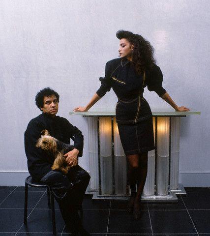 Аззедин Алайя (1985 год)
