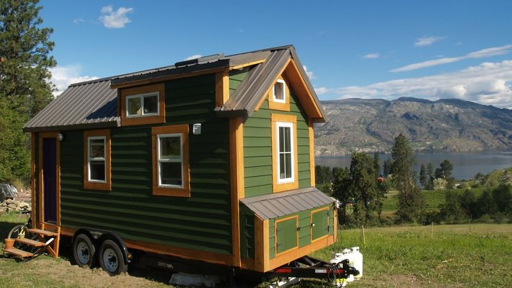 Cool modern prefab huts on wheels micro homes tiny Modern tiny homes on wheels
