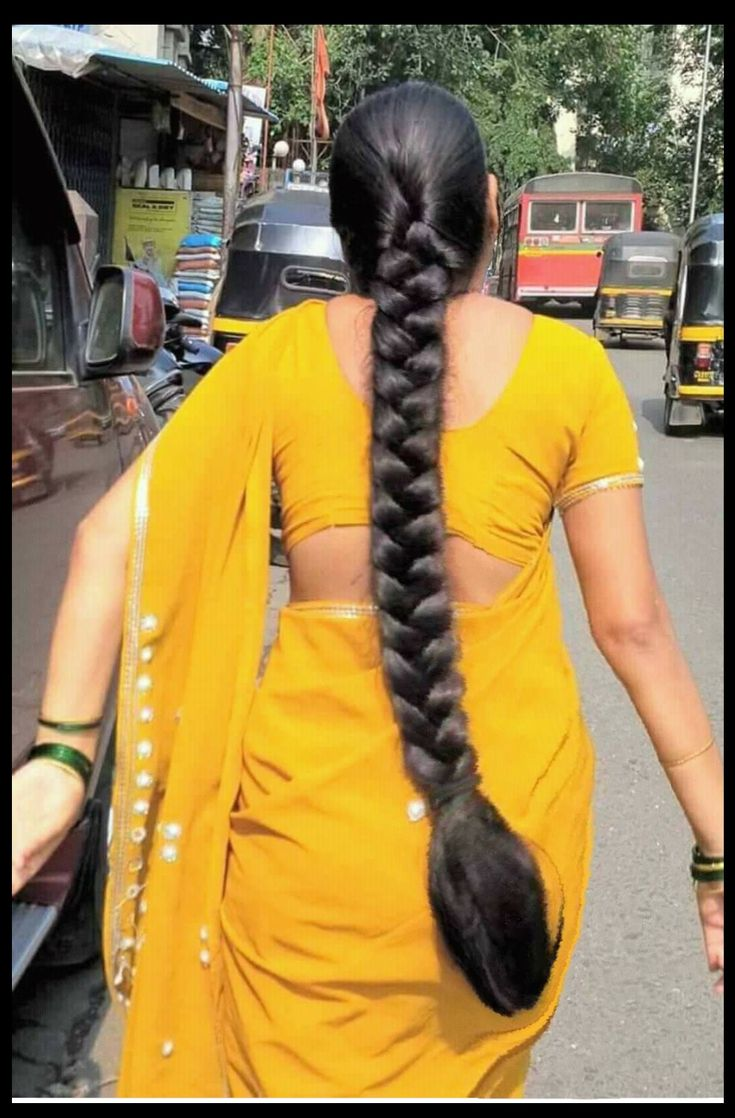 Pin by Krishnan Iyer on Long hair (With images) Indian