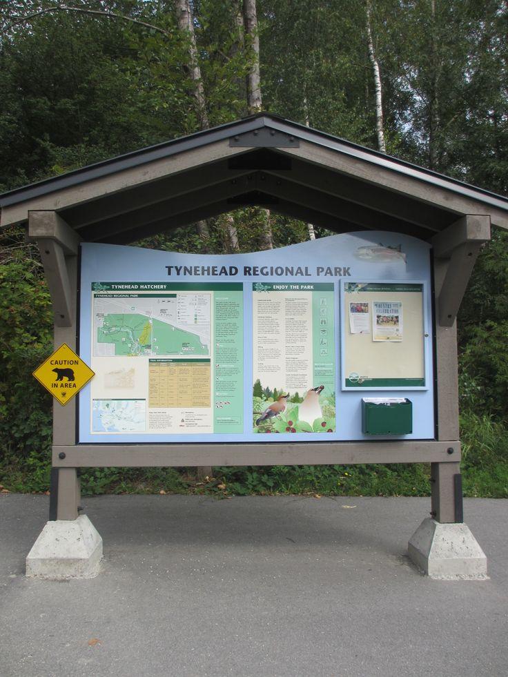 Tynehead Regional Park - entrance off 96 Ave