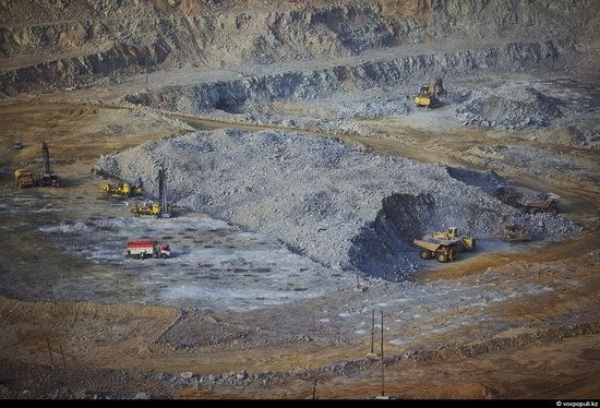 Gold Mining in Kazakhstan