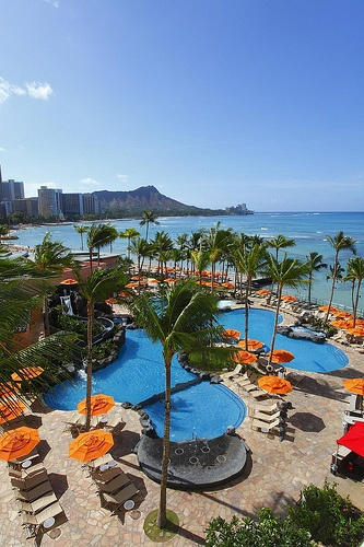 Sheraton Waikiki—Helumoa Playground