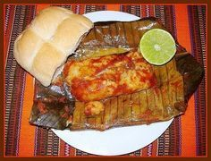 Receta (video) – Tamales Guatemaltecos