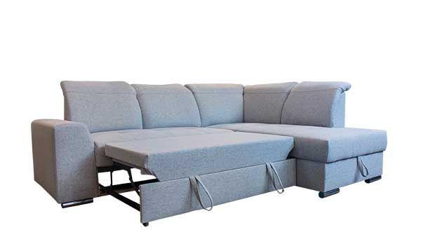 Eckcouch Mit Schlaffunktion Und Bettkasten Home Decor Home Interior Design