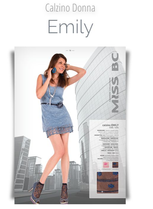 COLLECTION SS2015 MISS BC: Collant Emily MADE IN ITALY.   WWW.DONNABC.IT
