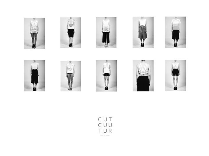 The catalogue for our CUTCUUTUR ss15 collection / available online /