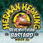Strömsholms Brygghus bryggeri mikrobryggeri microbryggeri ale öl lager stout porter Herman hedning Behemothian bastard winter ale