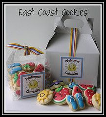 summer cookie gift