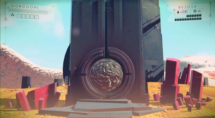 No Man's Sky: Portal Gameplay Trailer