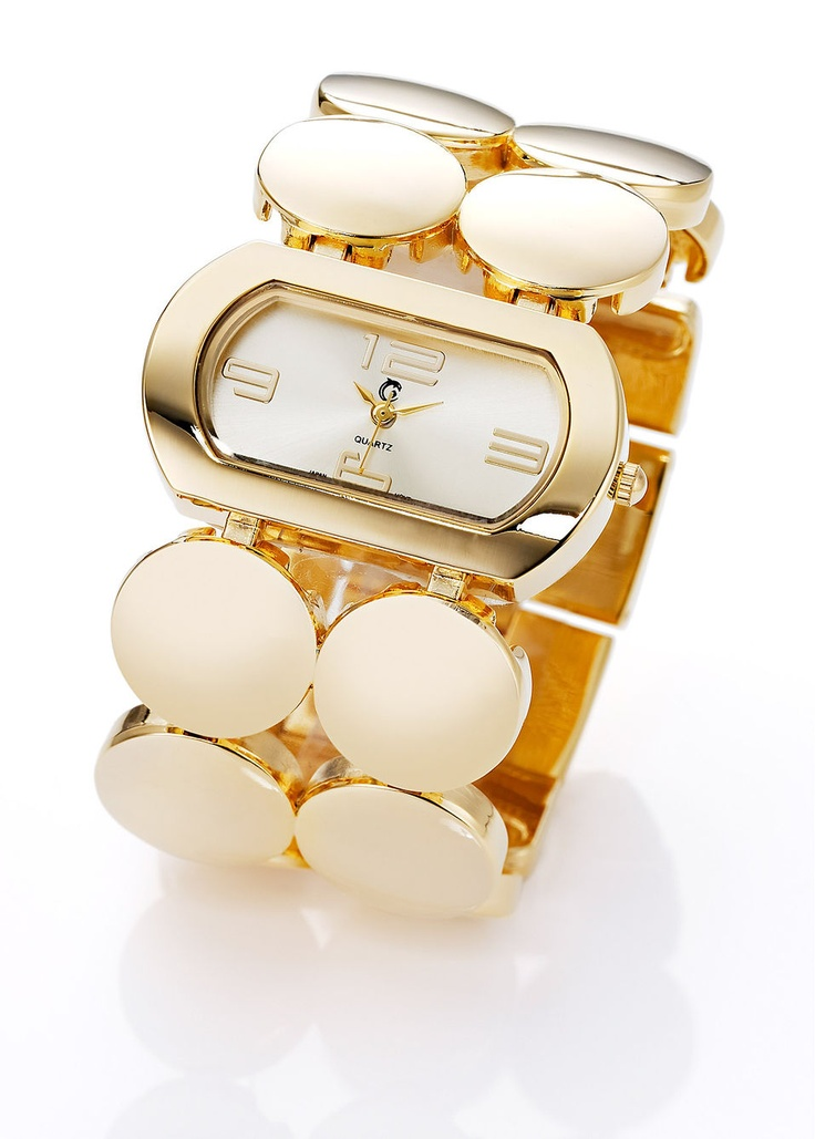 golden watch bonprix