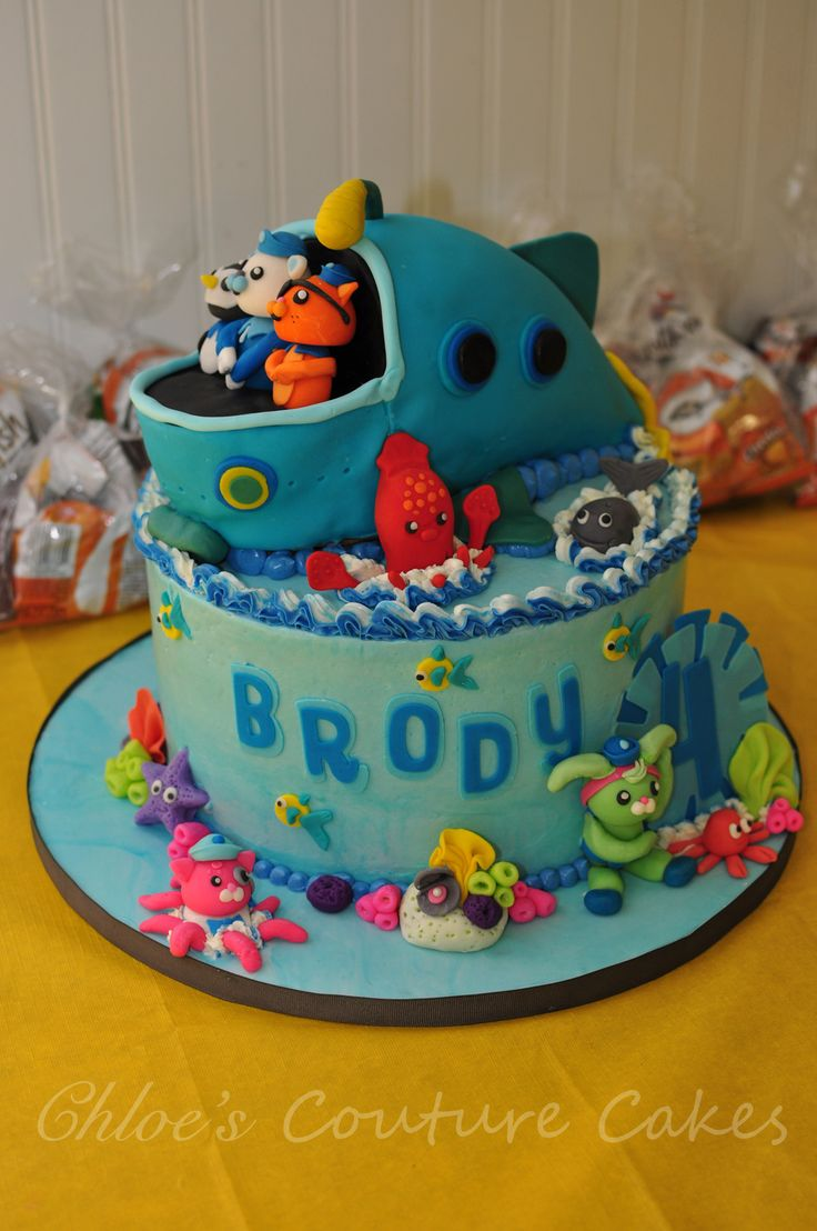14 best Octonauts birthday images on Pinterest Birthdays Birthday