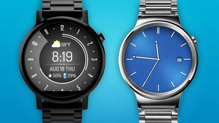 10 best Android Wear 2.0 and Android Wear watch faces
