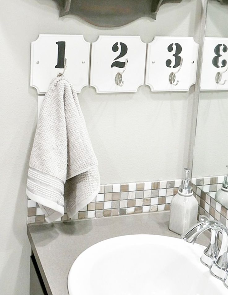 Walmart Bathroom Wall Decor: 96 Best Boost Your Bathroom Images On Pinterest