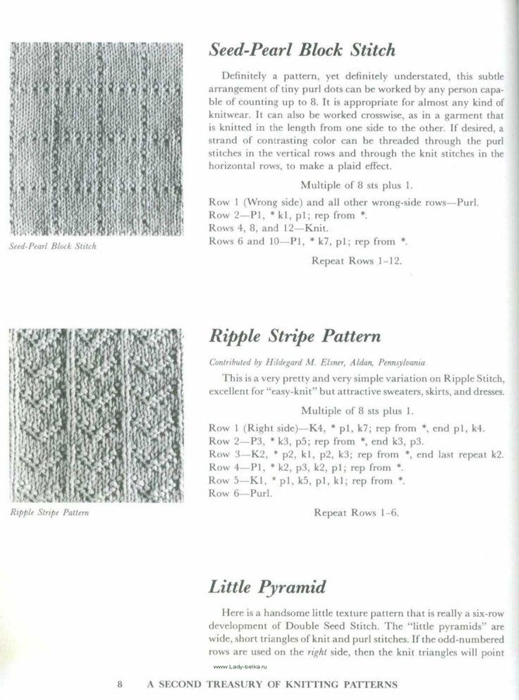 The 183 Best Barbara G Walker Images On Pinterest Knitting