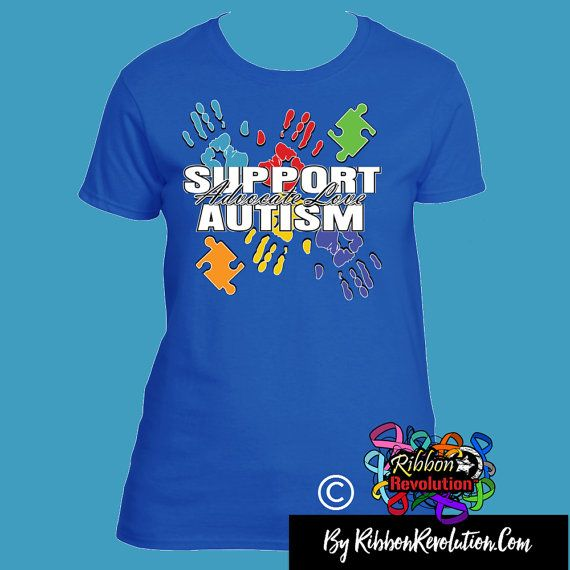 Stand Out Designs Shirts : Best autism awareness shirts ideas on pinterest