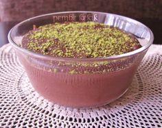 pembe kekik: fıstıklı çikolatalı sofra kremi