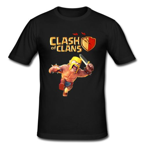 Barbarian King Clash Of Clans T Shirt