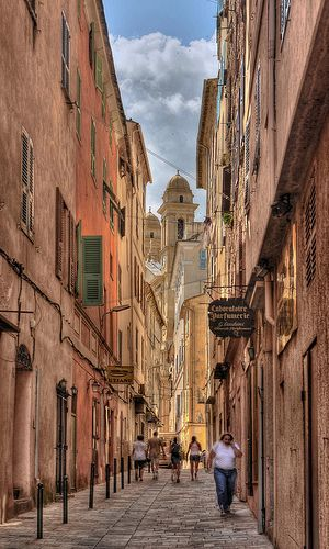 "Bastia .................... #GlobeTripper® | https://www.globe-tripper.com | ""Home-made Hospitality"" 