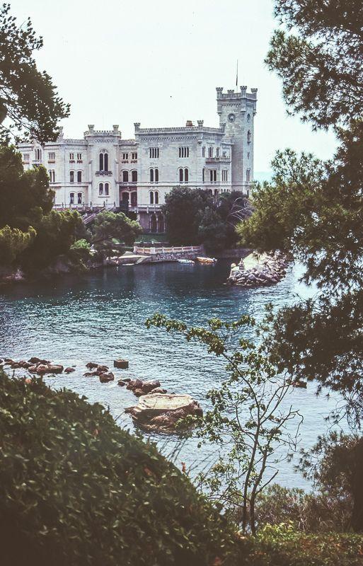 Miramare - Trieste, Italy ©Jacqueline Poggi |  www.flickr.com |