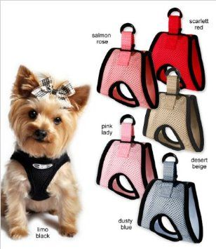 Free Step In Dog Harness Pattern