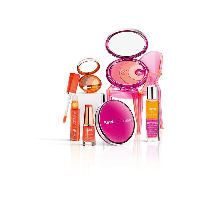 The new make-up collection in collaboration with Collistar, where design meets beauty